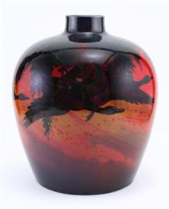 FLM_Sung Vase Ducks in Flight (Small)