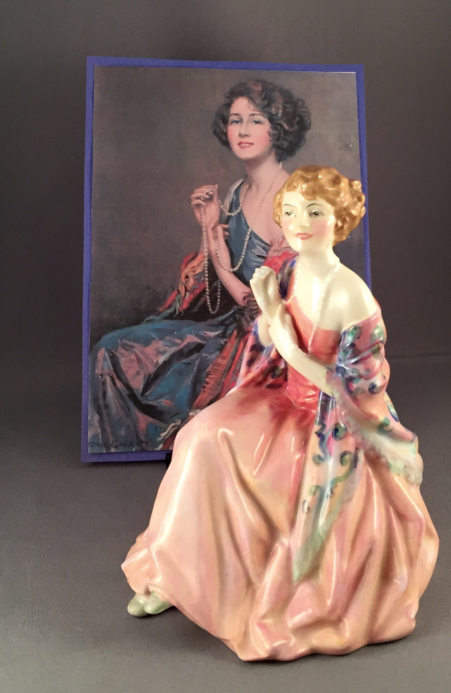 The influence behind Royal Doulton\'s Classic 1930\'s figurines ...